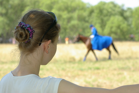 Guest Blog: Get Back on the Horse!