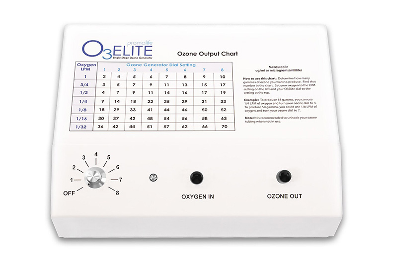Single Stage Ozone Generator machine